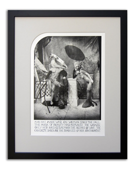 Photo by Joel-Peter Witkin / Owner: Amber DeLuca