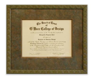 Maria Port Diploma