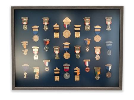 Medals Shadowbox Frame