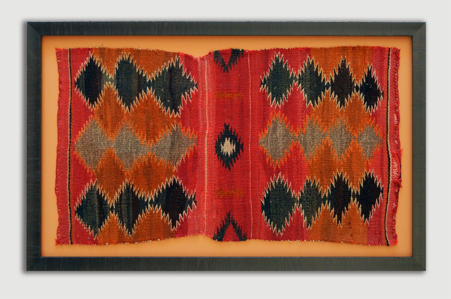 Navajo Rug / Owner: Boyd Mitchell