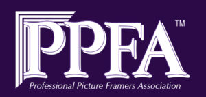 Member of the Professional Picture Framers Association