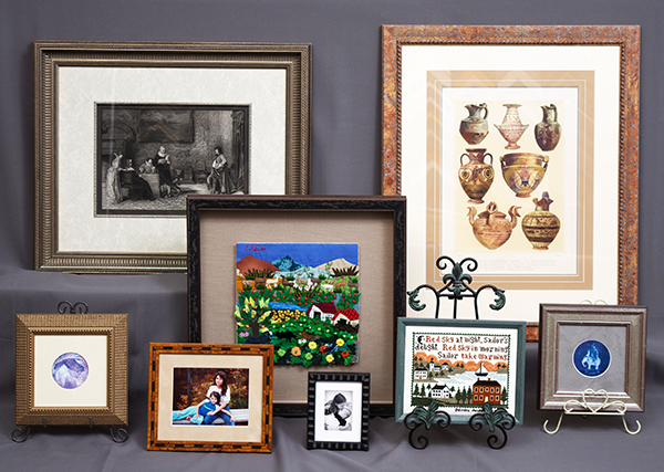 Examples of our frames