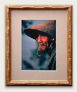 oriental-man-framed-photo
